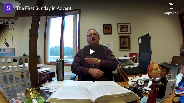 The First Sunday in Advent