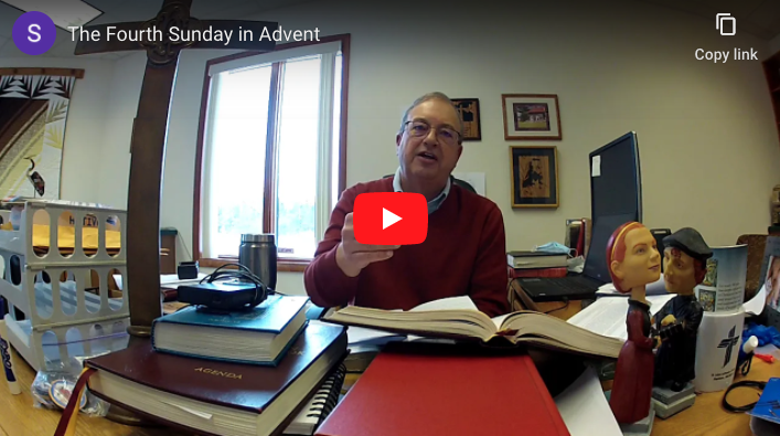 The Fourth Sunday in Advent